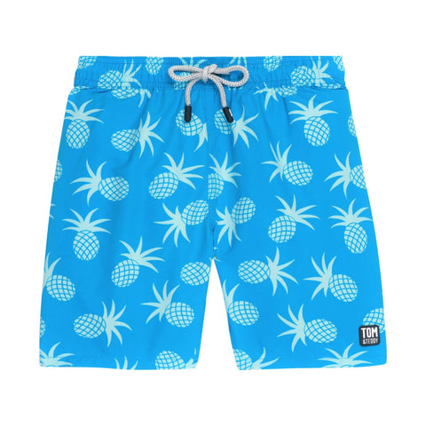 Crystal Blue Pineapples