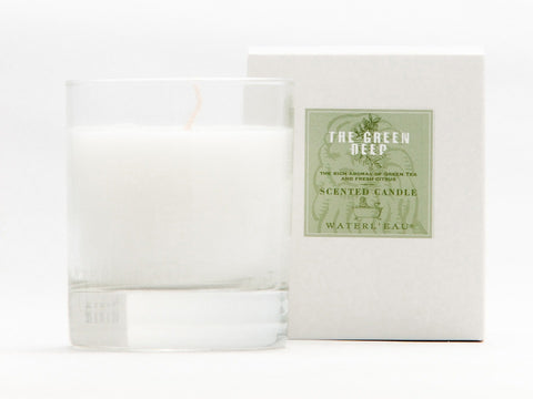 The Green Deep - Scented Candle