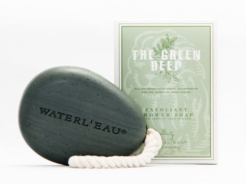 The Green Deep - Shower Soap
