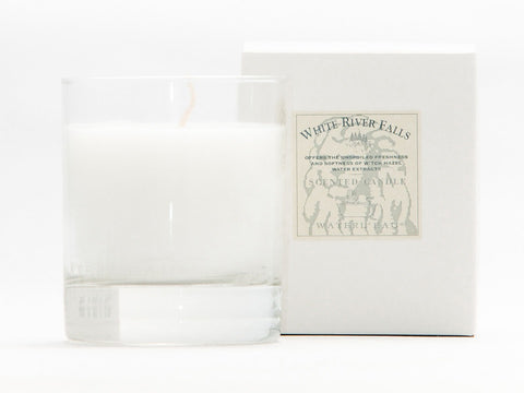 White River Falls - Scented Candle