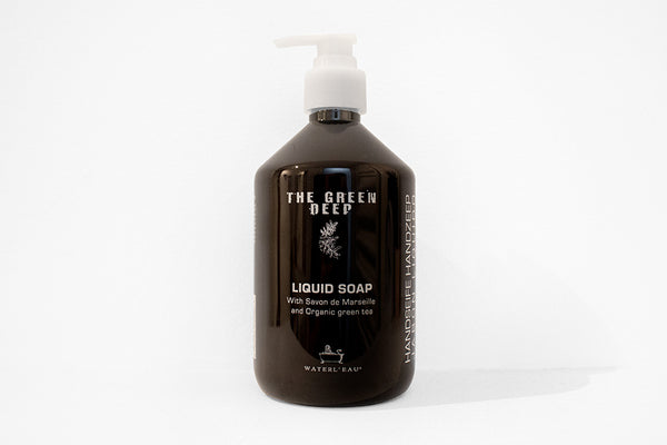 The Green Deep - Liquid Soap