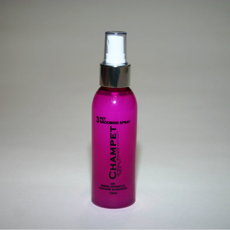 Champet Animal Aromatics Pet Grooming Spray
