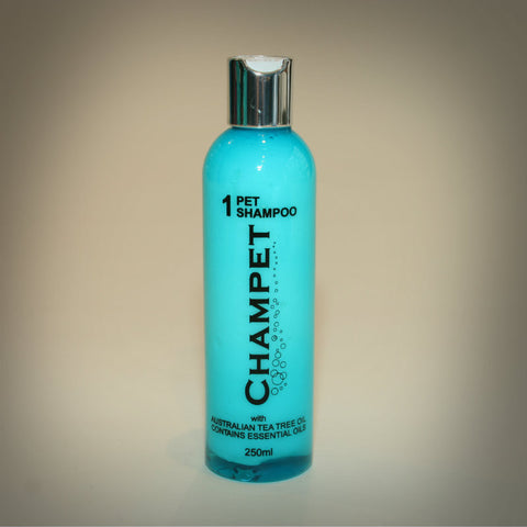 Champet Tea Tree Shampoo