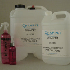 Champet Animal Aromatics Pet Colonge Spray