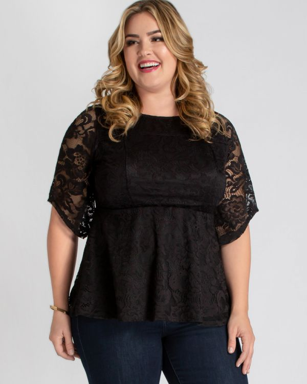 Emerson Lace Top