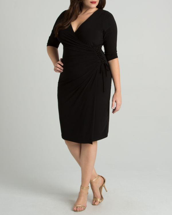 Vixen Plus Size Cocktail Dress