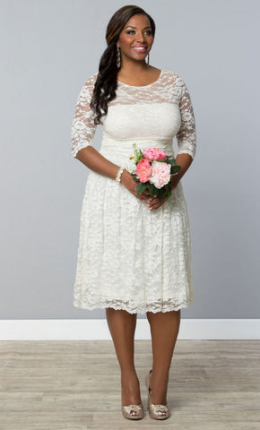 Aurora Lace Wedding Dress