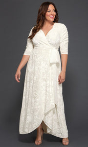 Vie En Velvet Wedding Dress