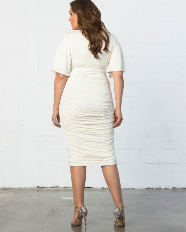 Paloma Ruched Dress