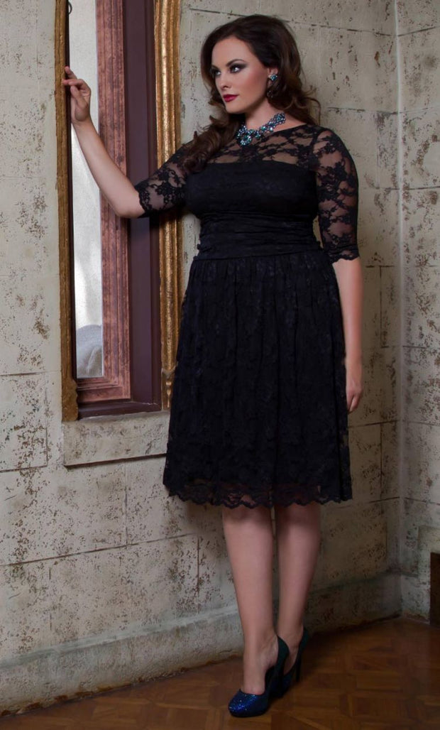 Luna Lace Dress