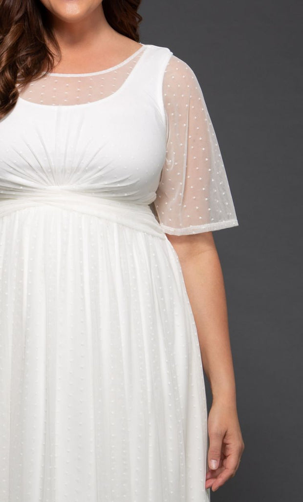 plus size wedding dresses afterpay