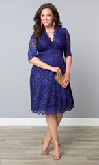 plus size wedding guests dress