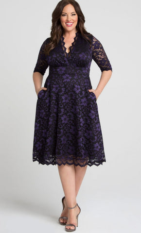 Mon Cherie Lace Dress