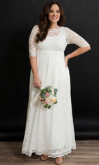 cheap plus size wedding dresses