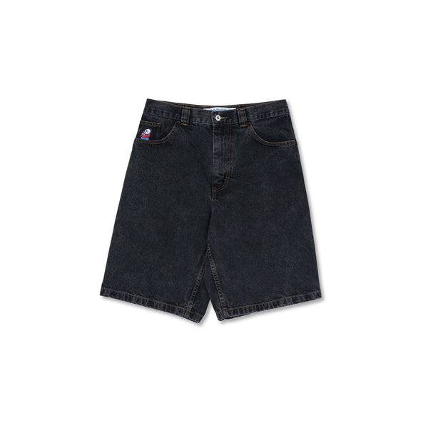 Big Boy Shorts - Washed Black