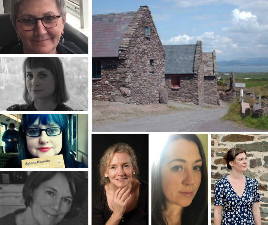 Announcing the Cill Rialaig writers
