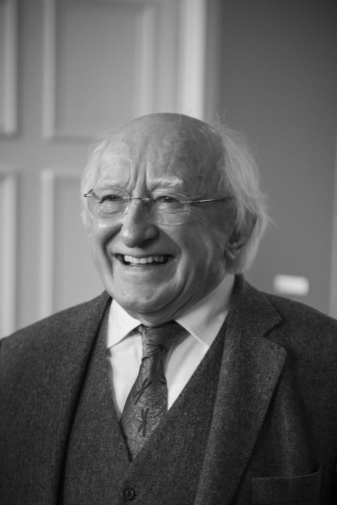 President Michael  D.Higgins visits IWC | 25th Anniversary Celebrations