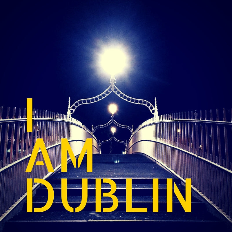 I Am Dublin by Paula McGrath