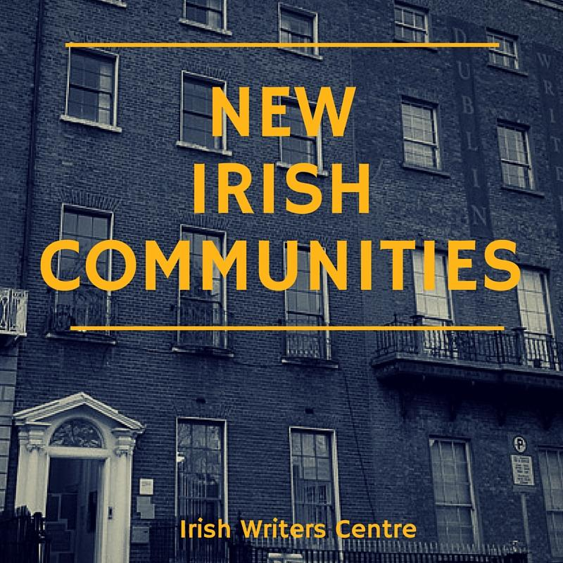 Life is very grey when I am not telling stories - New Irish Communities