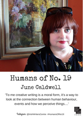 Humans of No 19 - June Caldwell