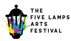 five lamps arts festival