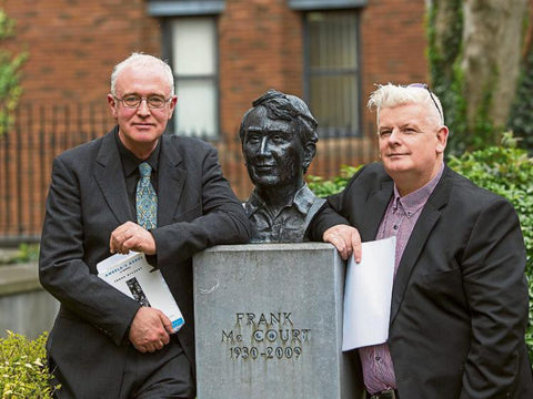 Joseph O'Connor Frank McCourt summer school