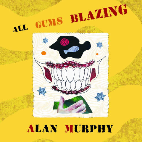 Book Launch: All Gums Blazing by Alan Murphy