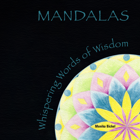 Book Launch: Mandalas, Whispering Words of Wisdom