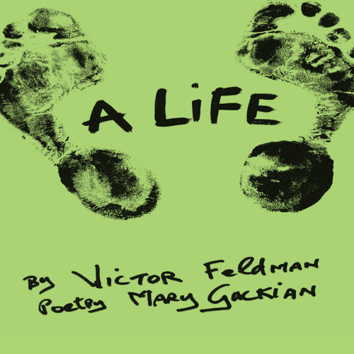 Book Launch: A LIFE – a play by Victor Feldman, with poetry by Mary Guckian