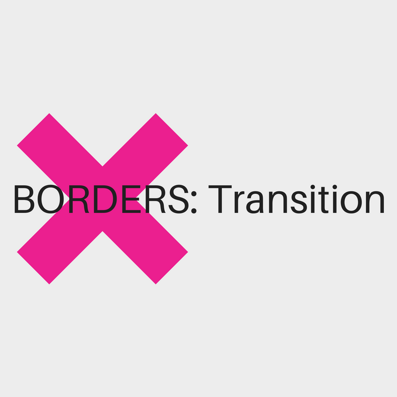 XBORDERS: Transition Project - Call for participants