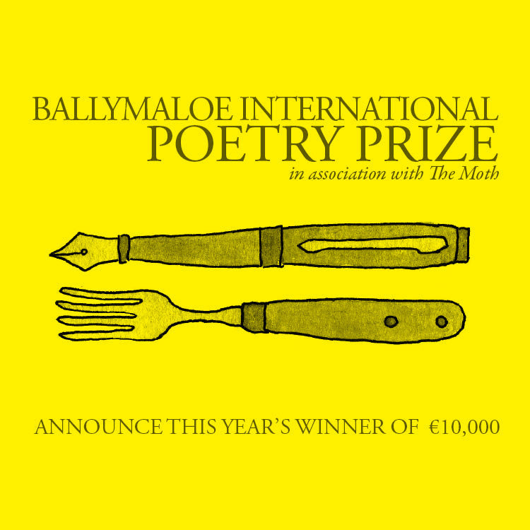 Prizegiving of the Ballymaloe International Poetry Prize
