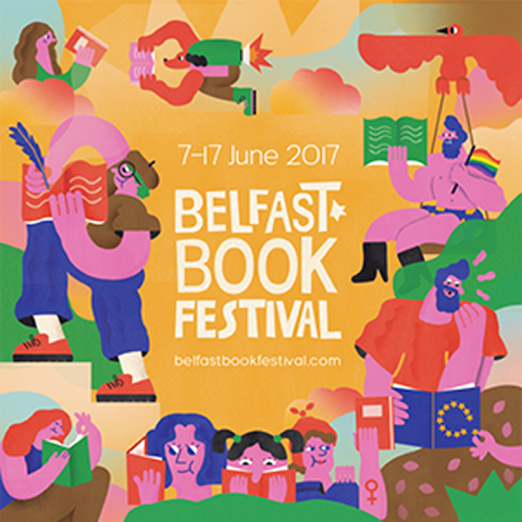 Launch: Belfast Book Festival