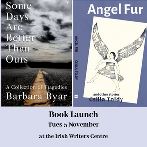 Book Launch: Angel Fur and Some Days are Better Than Ours