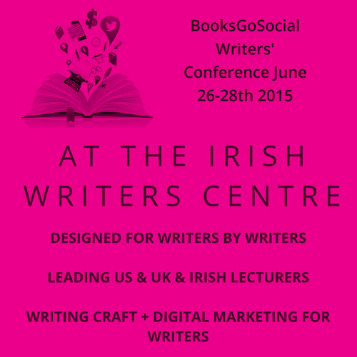 BooksGoSocial Writers' Conference