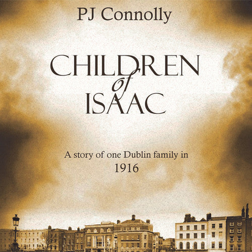Book Launch: Children of Isaac by PJ Connolly