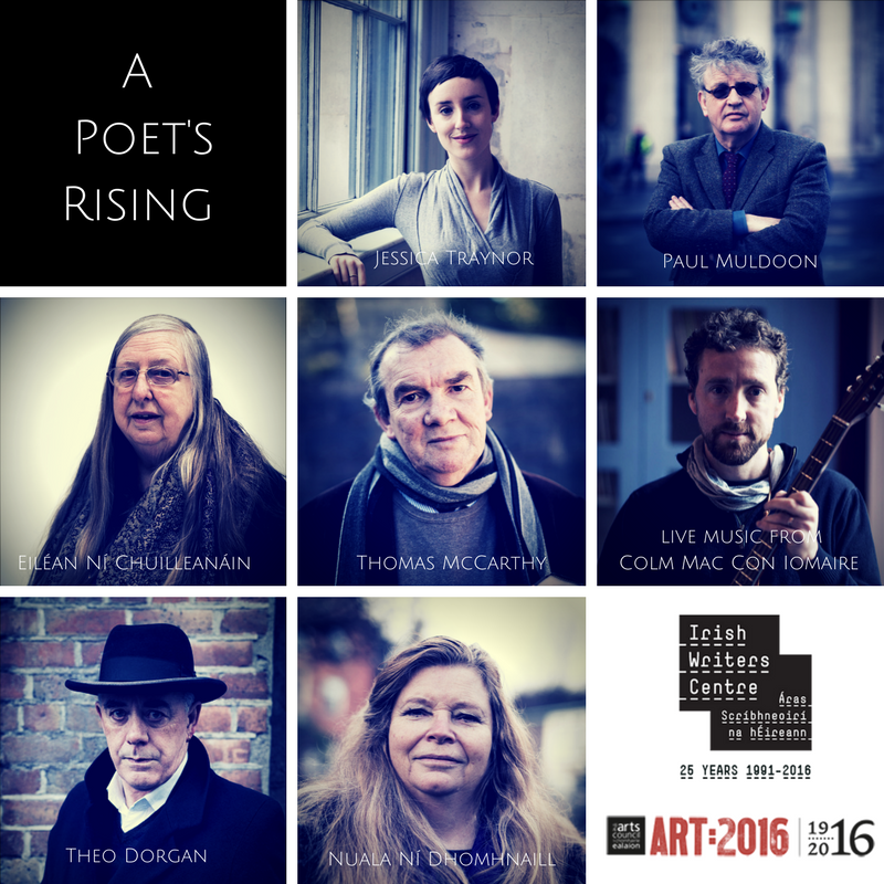 Poetry Day Ireland: A Poet's Rising - Film Screening