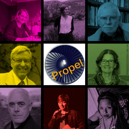 Booked Out: Propel: The Poetry Masterclass Series