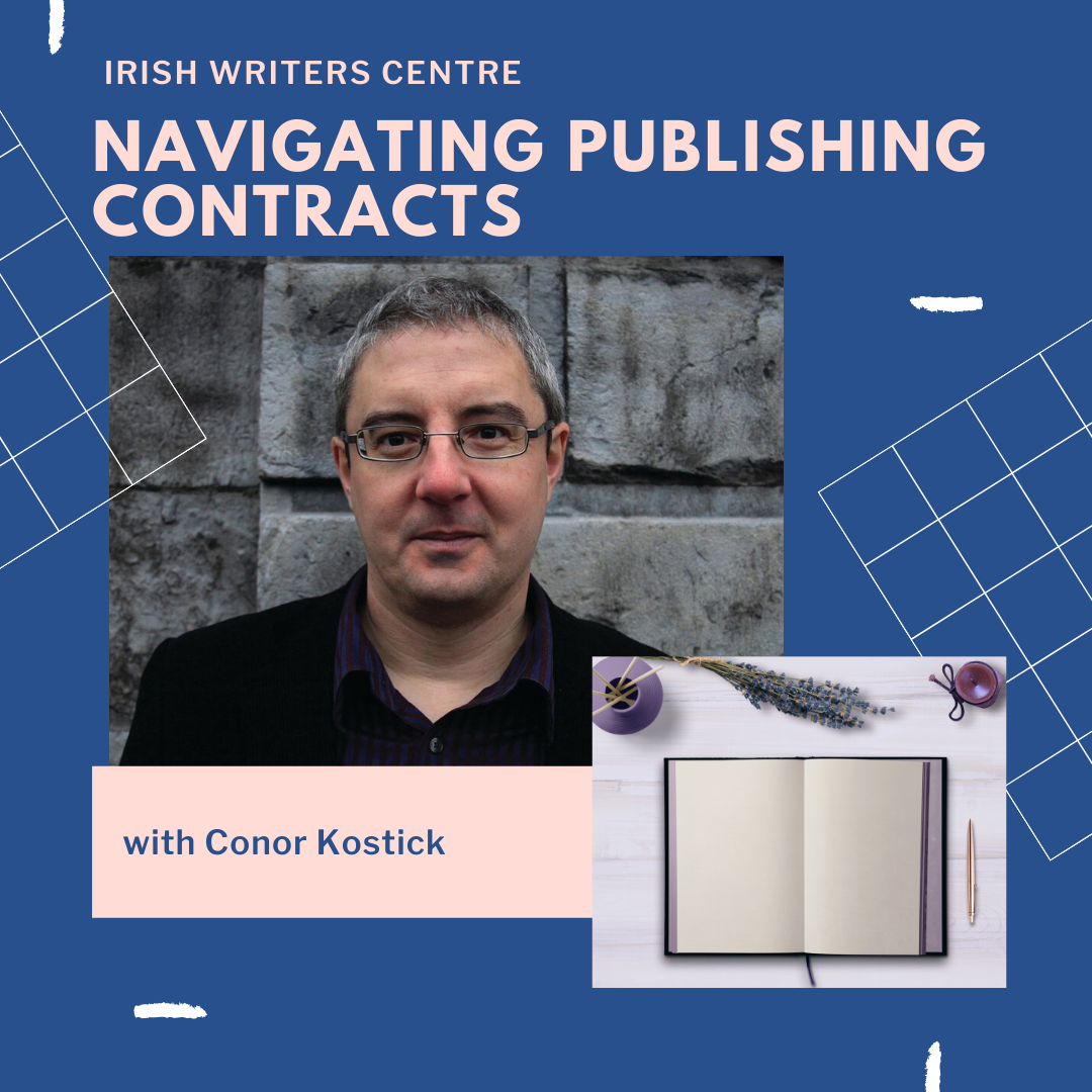 Navigating Publishing Contracts with Conor Kostick