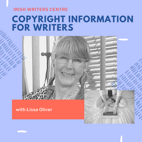 Copyright Information for Writers with Lissa Oliver