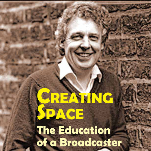 Book launch: Creating Space by Andy O'Mahony