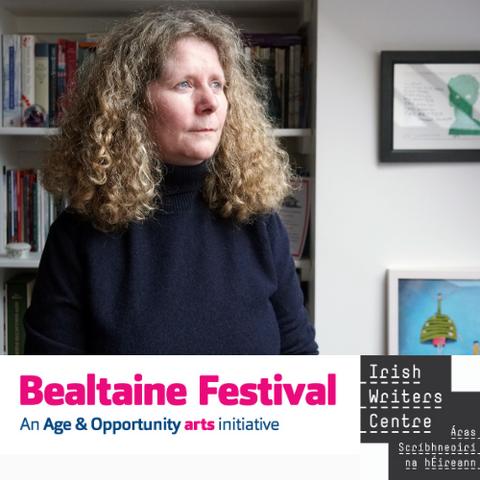 Online: Bealtaine Festival: Getting Started with Nessa O'Mahony