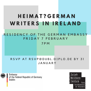 Heimat? German Writers in Ireland