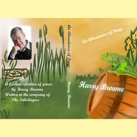 Book Launch: An Abundance of Frogs