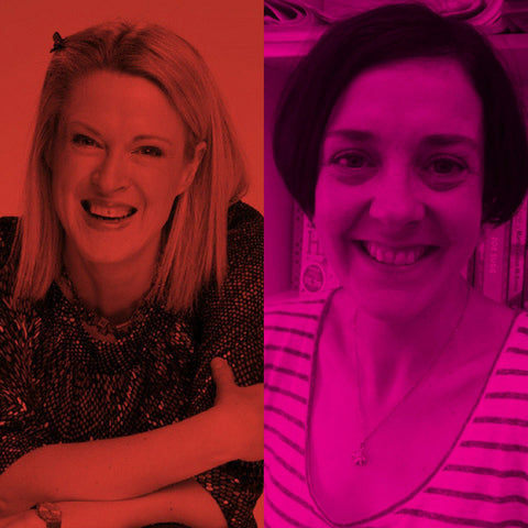 Sarah Webb & Helen Carr - Irish Writers Centre