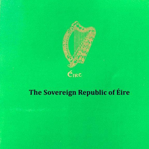 Book Launch: The Sovereign Republic of Eire by Thomas McGrath