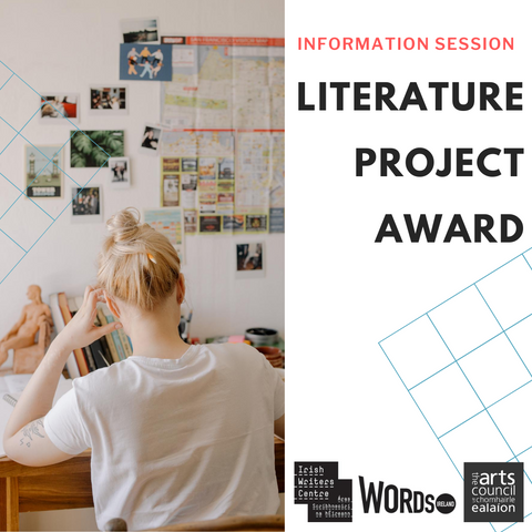 Booked Out: Information Session: Literature Project Award