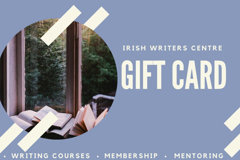 Irish Writers Centre Gift Card