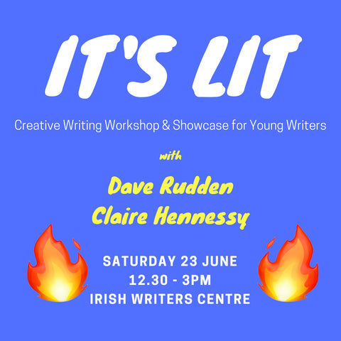 It's Lit: Creative Writing Workshop for Teens & Showcase
