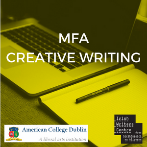 MFA in Creative Writing