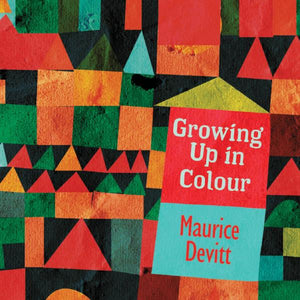 Book Launch: Growing Up in Colour by Maurice Devitt